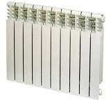 Алюминиевый секционный радиатор